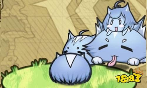 牧羊人之心水猫呜拉喵图鉴 性格温和的猫型魔物