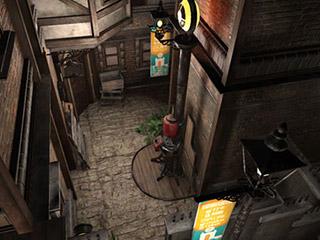 探索英伦小镇的秘密 个人独立解谜手游《巷弄探险》