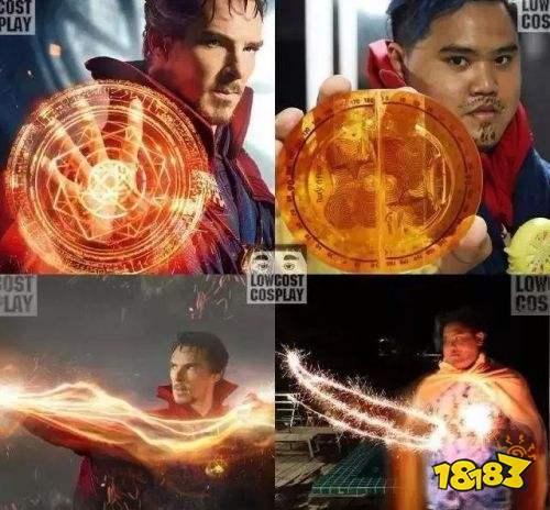 泰国小哥再现神级COS 这次是漫威宇宙的超级英雄