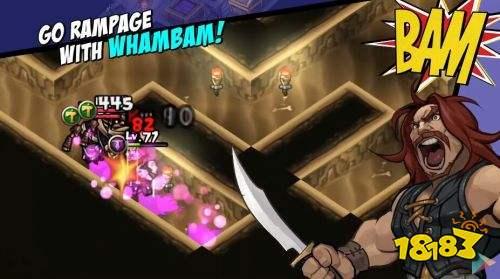探索RPG《Whambam Warriors》全球版上线