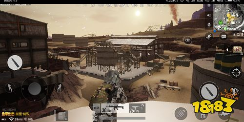 厂房区打法 绝地求生全军出击黑斑羚镇打法攻略