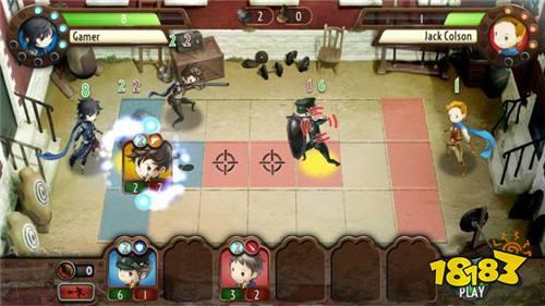 SE策略对战RPG《天堂决斗》结束三年运营