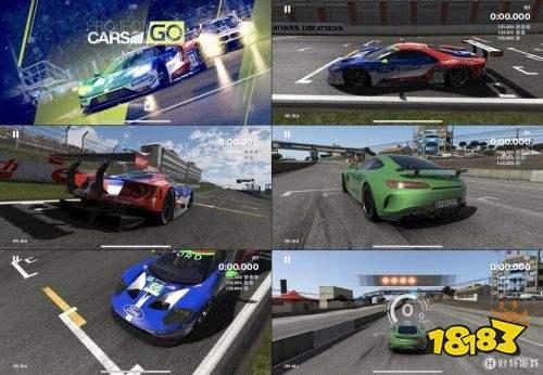 人气赛车竞速IP《赛车计划》将推手机娱乐版