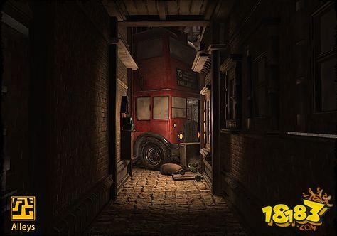 独立探险逃脱游戏《巷弄探险》5月17日登陆