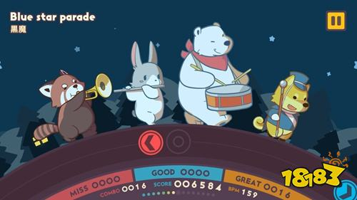 国产独立音游再出佳作 《不可思议乐队》游戏发布