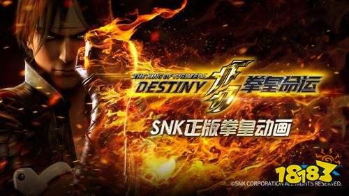 Angelababy代言 SNK正版授权格斗手游《拳皇命运》5月17日上线