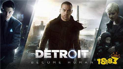 PS4上的全新互动式观影体验《底特律:成为人类》引发人性思考