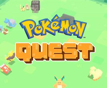 《宝可梦Quest》推出3天下载百万