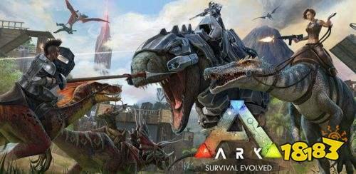 《方舟:生存进化》手游官方爆料:6月14全球发布