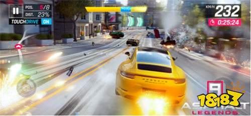Gameloft正式公布《狂野飙车9:竞速传奇》