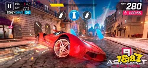 Gameloft公布《狂野飙车9:竞速传奇》