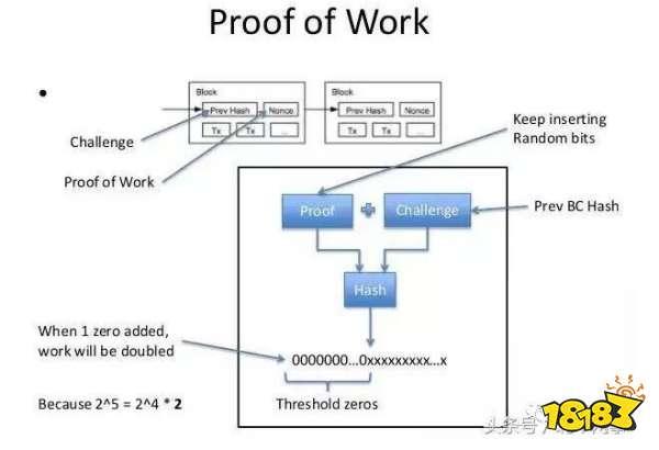 区块链主流共识算法的分析