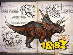 方舟生存进化三角龙怎么驯服 三角龙图鉴