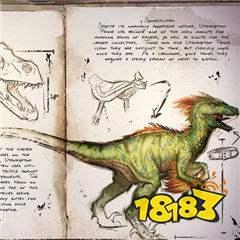 方舟生存进化迅猛龙怎么抓 迅猛龙图鉴