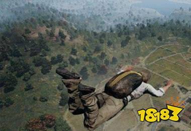 跳伞也是一门学问 绝地求生全军出击跳伞技巧