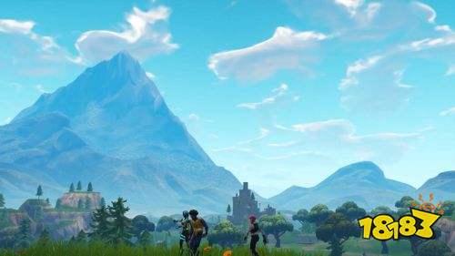 《堡垒之夜》正式登陆Switch:今日即可免费下载