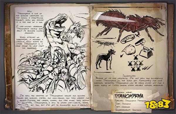 方舟生存进化巨蚁在哪 手游巨蚁图鉴