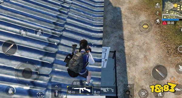 和平精英屋顶躺鸡技巧 这些技巧你可能不知道