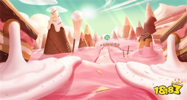 QQ飞车手游新赛道更新公告 全新赛道甜蜜来袭