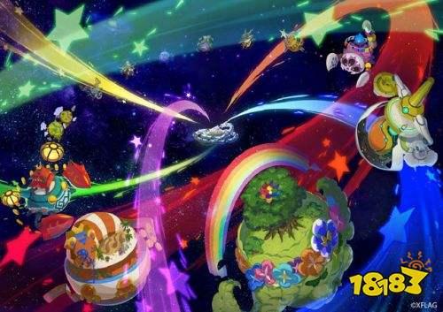 手机× 3DS 跨平台连线!《怪物弹珠》开发商新作《随身魔球》曝光