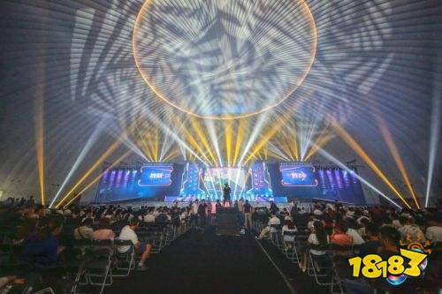 TGA大奖赛夏季总决赛开幕 胶州迎来夏季电竞热潮
