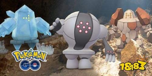 《Pokemon GO》开放朋友功能!传说精灵「雷吉艾斯」降临团体战!