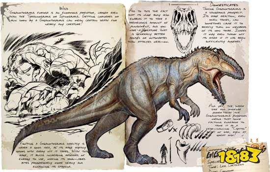 方舟生存进化南巨哪里多 南方巨兽龙刷新一览