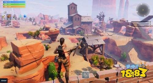 《堡垒之夜》官方:游戏建筑可能调整 但不会消失
