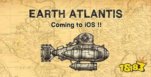 广受好评 手绘风弹幕游戏《亚特兰蒂斯之地》7月上架移动平台