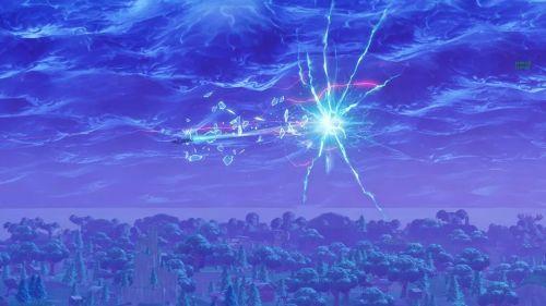 炸裂苍穹!堡垒之夜秘密基地火箭倒计时结束升空