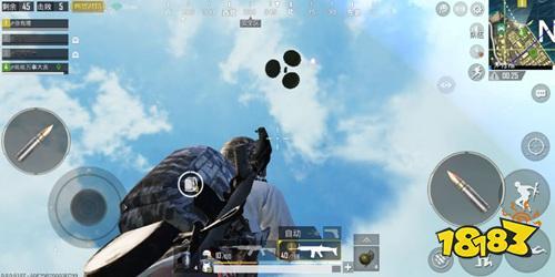 召唤超级空投 刺激战场信号枪刷新点一览