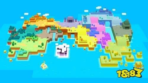 宝可梦打架:《宝可梦探险寻宝》手游挑战Pokémon GO