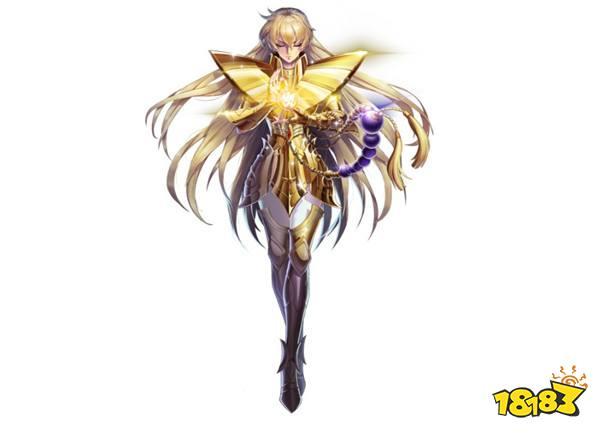 圣斗士星矢手游处女座沙加强吗 力量最接近神的人