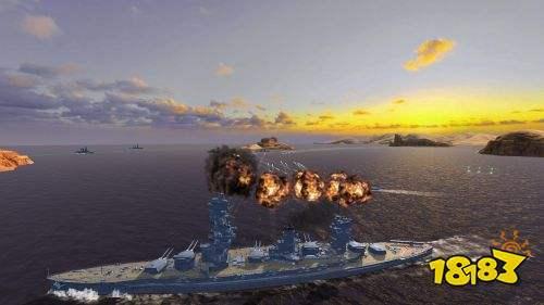 端游IP正统续作 网易《战舰世界闪击战》7月12日邀你入列!