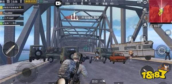 3种霸气的堵桥方式 最后一个用船堵你见过没