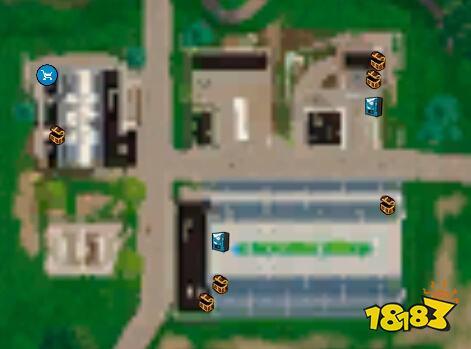 堡垒之夜手游足球场宝箱资源详解 足球场打法攻略