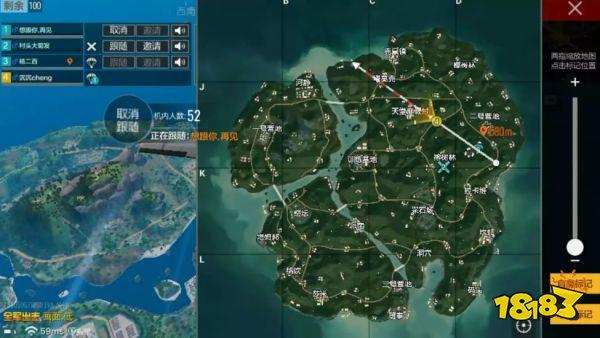 绝地求生全军出击萨诺丛林地图对比分析