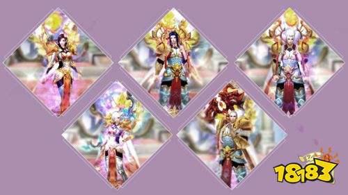 全区服女玩家C位争夺 《蜀门手游》第一女神你pick谁?