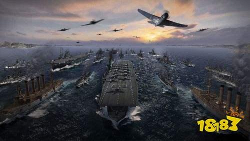 乘风破浪舰分晓!网易《战舰世界闪击战》今日安卓首测开启!