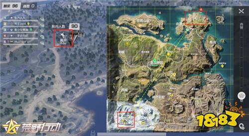 预知航线倒计时跳伞 荒野行动细节优化大公开