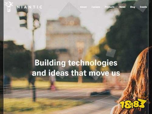 宝可梦GO开发商Niantic正打造全新次世代AR游戏