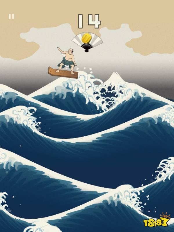 这游戏有毒| 听说日本人划船不用桨,全靠浪……