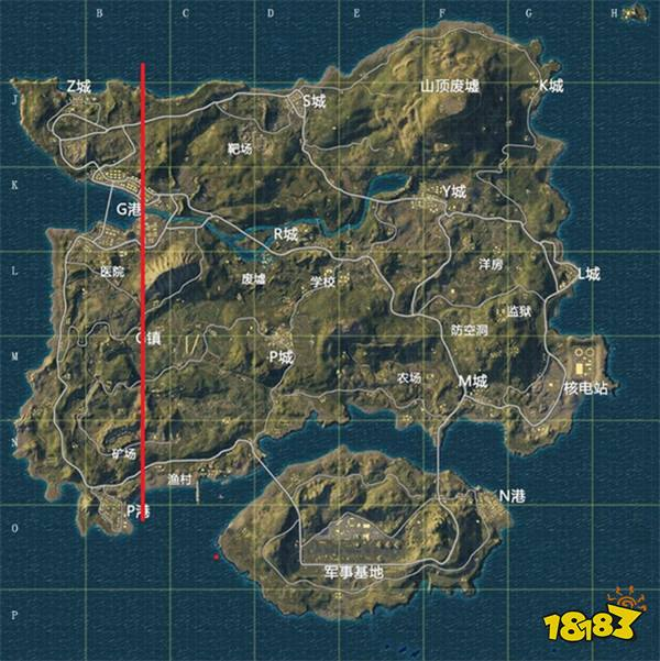 具体情况具体分析 海岛航线战术指导