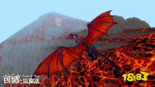 飞龙来袭 《创造与魔法》公测更新大有看头