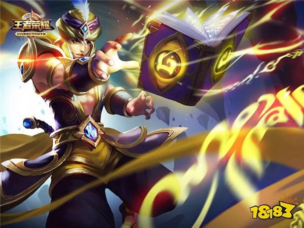 《王者荣耀》S12非ban必选 强到没机会排位的英雄