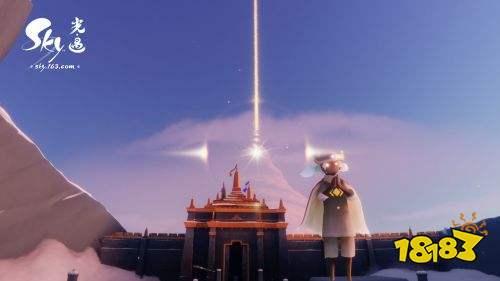 《Sky光·遇》携手ChinaJoy 与云同行,分享感动!