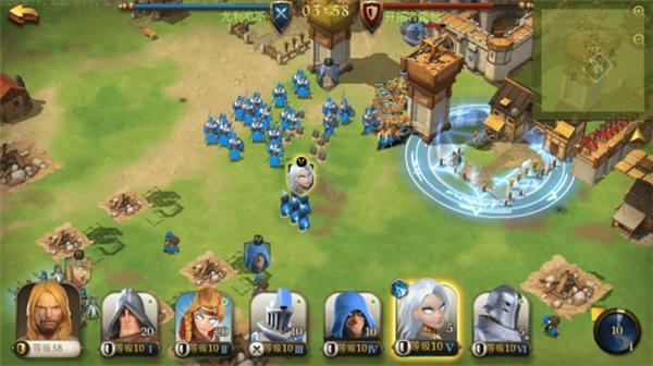 周游新世界:腾讯游戏《圣斗士星矢手游》领衔40余款新游开测
