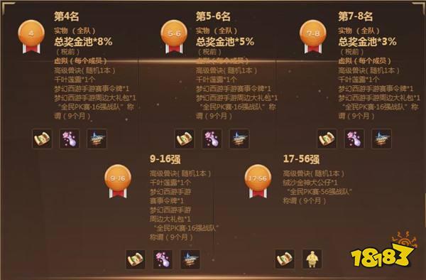 全民竞猜梦幻西游手游 全民PK总决赛倒计时