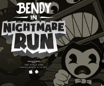 暗黑风《梦魇奔跑中的班迪》上架