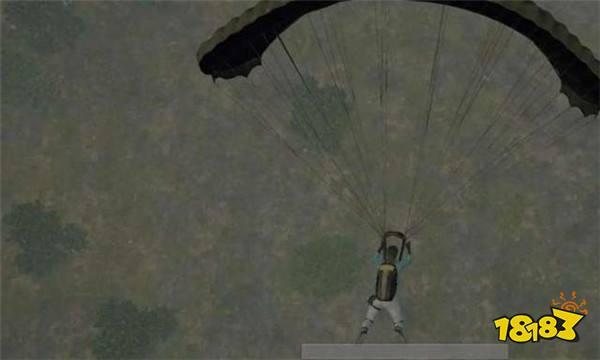 掌握正确跳伞姿势 助你轻松带妹吃鸡